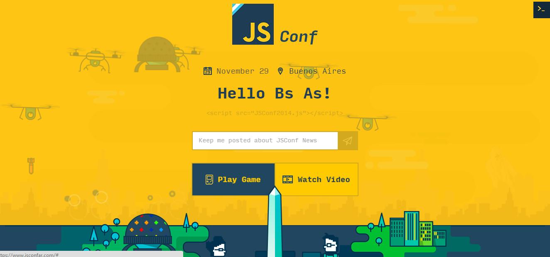 JS Conf Latin America