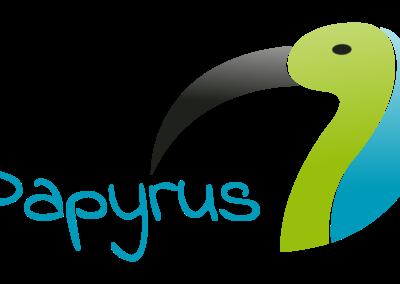 papyrus-logo-text